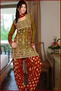 eid dress collection 2012 bangladesh