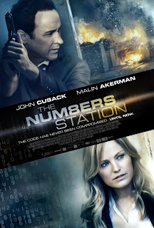 The Numbers Station WEBRip XviD