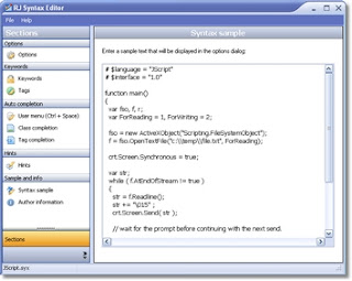 RJ TextEd 7.40 Beta 3: A Unicode source and text editor for programmers
