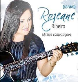 Rozeane Ribeiro - Minhas Composi��es Ao Vivo - Playback 2012