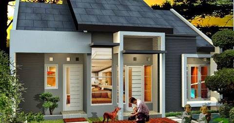 desain rumah minimalis type 70 luas tanah 100 m2   desain