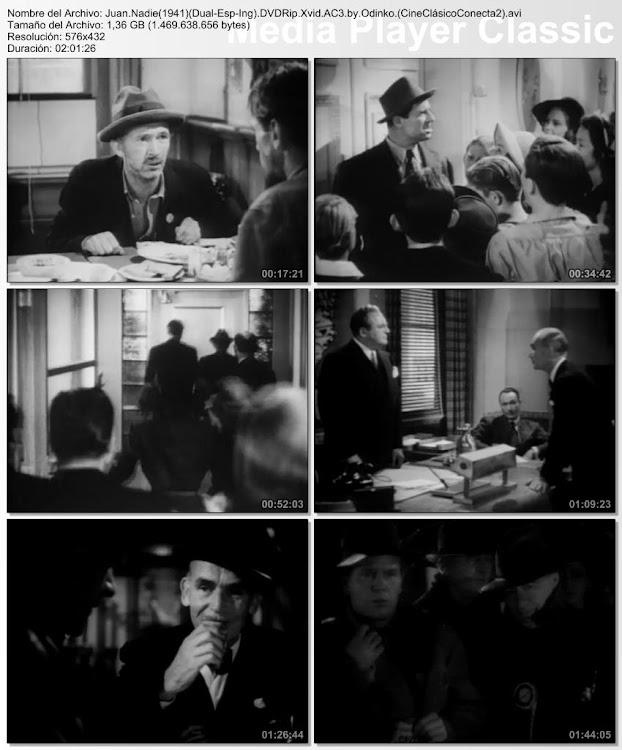 ImagenJuan Nadie | 1941 | Meet John Doe