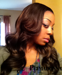 Indi Choco Virgin Indian Remy