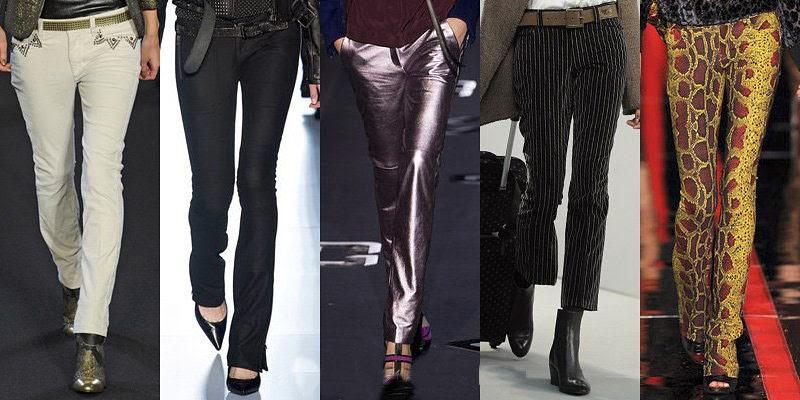 Модные Брюки 2015 Года