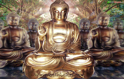 lord Gautama Buddha free computer backgrounds