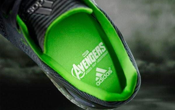 Zapatillas Mercurio Adidas Vengadores: Era de Ultrón