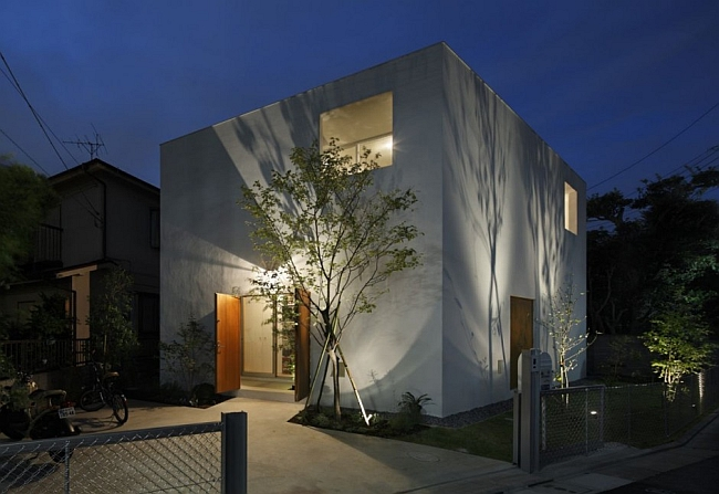 Modern japanese houses pictures