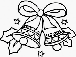 Free Christmas Wreath Coloring Page