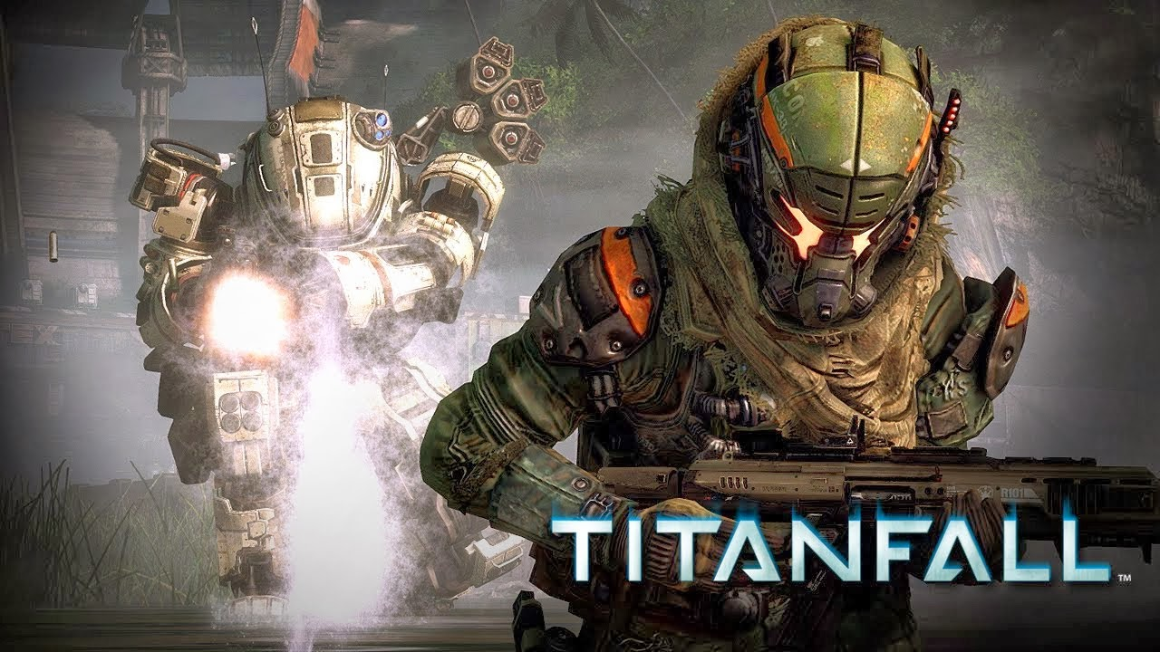 Whats The Name Of The Song Titanfall Official Gameplay Launch