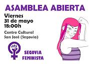 Asamblea Abierta Segovia Feminista