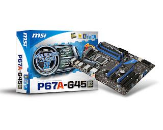 MSI-P67A-G45-B3_Drivers
