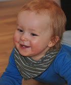 Our grandson Helmer, born February 9th, 2011
