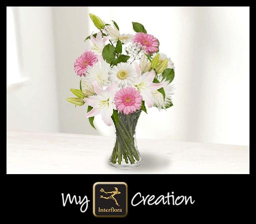 Populaire Create your own Valentine's Day Bouquet - The Country Chic Cottage YX87