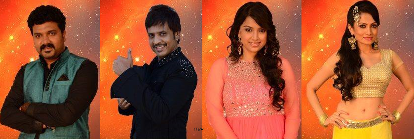 Finalists of Bigg Boss Season 2 Kannada