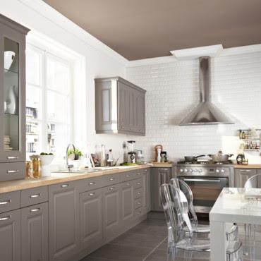 Dise os de cocinas castorama nueva colecci n 2013 for Cocinas clasicas pequenas