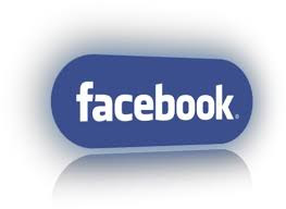 صورة توضح لوجو facebook account