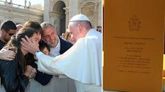 """""""LA ALEGRÍA DEL AMOR"""" - Ehortación Apostólica Postsinodal del Papa Francisco"""