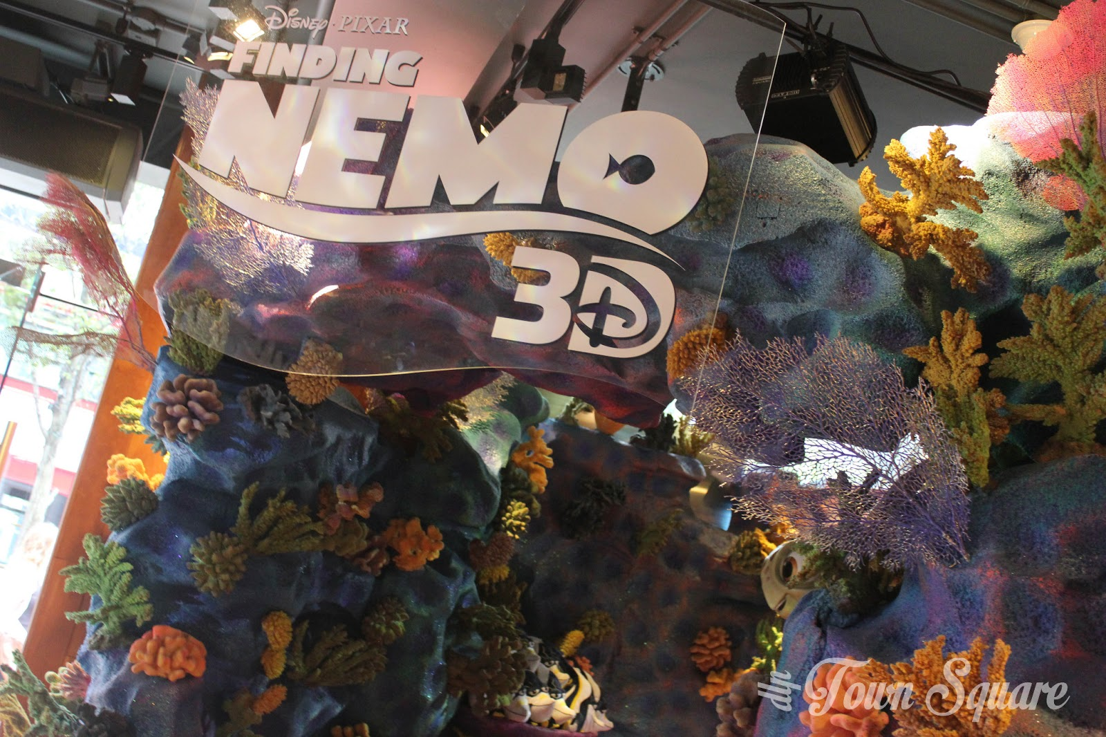 Finding Nemo section