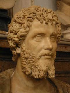 A quinta perseguição, começando com Severo em 192 d.C.