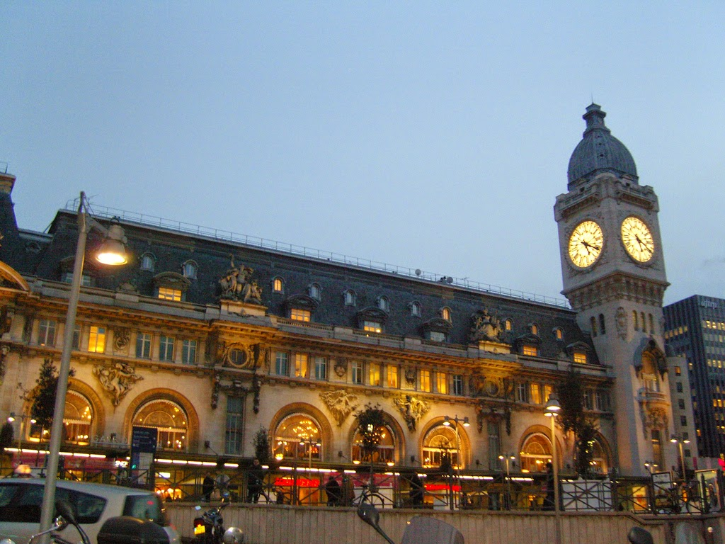 محطة ليون (Lyon)، باريس