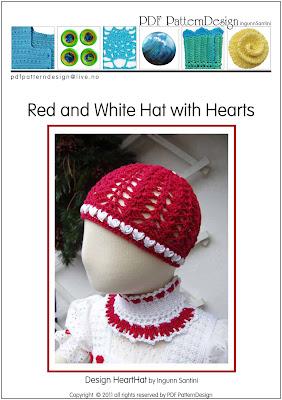 RED HEART YARN -FREE CROCHET HAT PATTERNS
