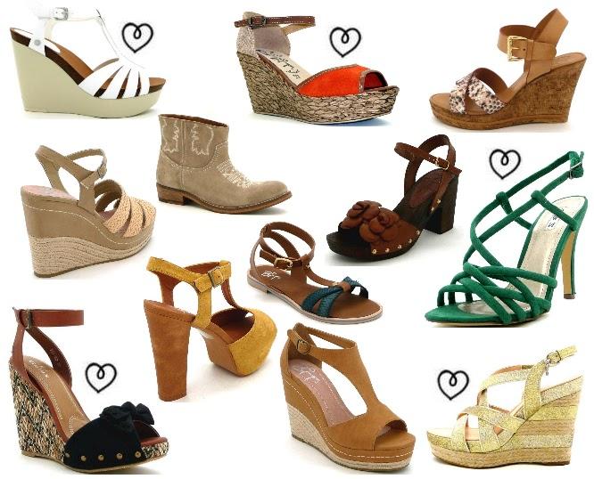 Zapatos bit street style regalo as es la moda - Zapatos collage ...