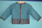 pattern baby vest