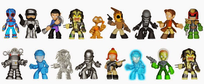 Classic Sci-Fi Mystery Minis Blind Box Series by Funko