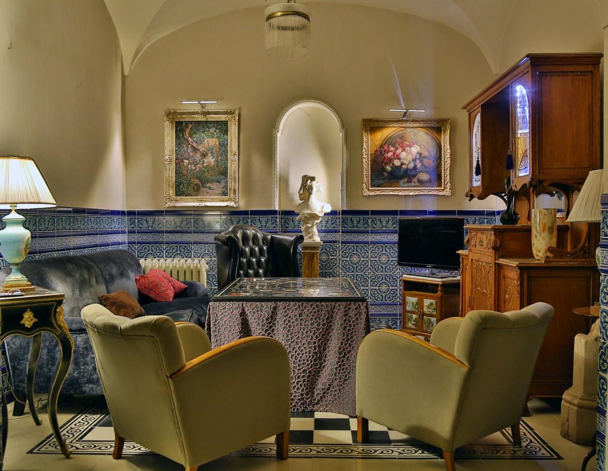 Rehabilitaci n y decoraci n de casas tradicionales for Decoracion art nouveau