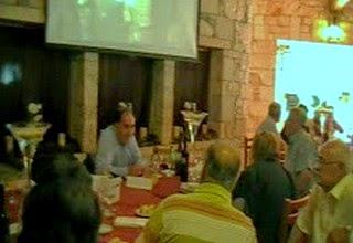 EM PLENO CONVIVIO A VER OS VIDEOS DE 2009