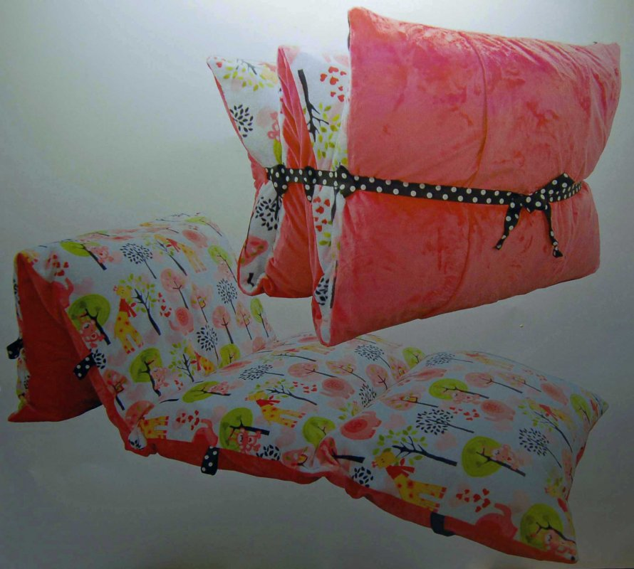 Header creative diy ideas to make a fun kid zone inside for Insider design pillow