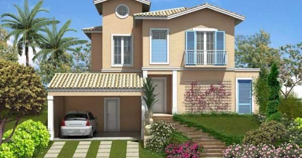 Como dise ar una casa proyectos de casas for Como disenar una casa de dos pisos