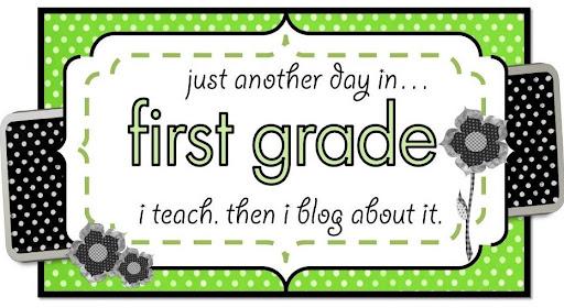 First Grade Awesomeness