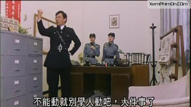 Nữ Bá Vương 3, The Inspector Wears Skirts III