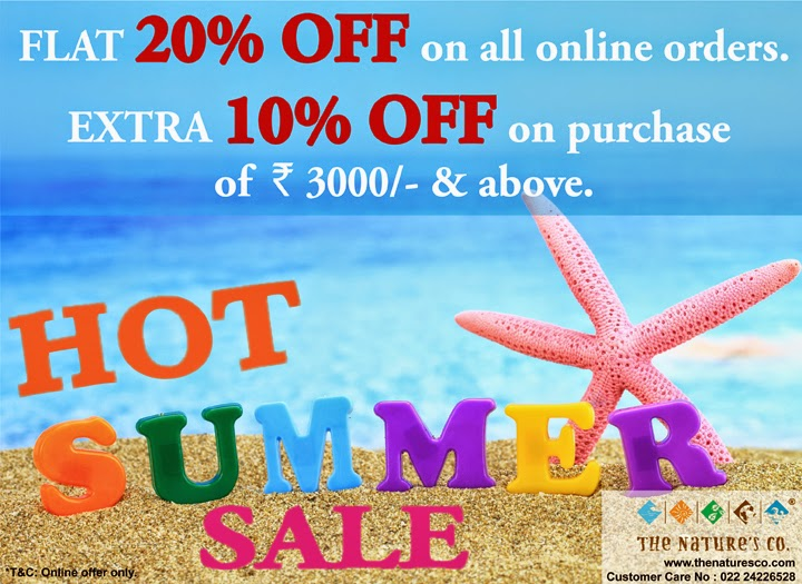 The Hot Summer Sale