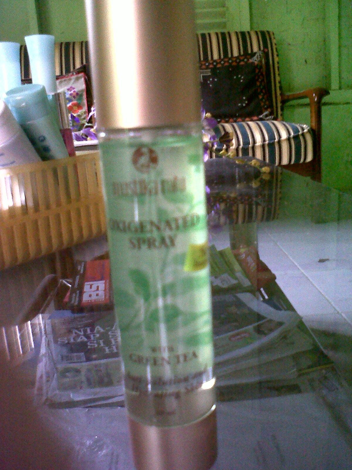 Oxygenated Spray By Mustika Ratu