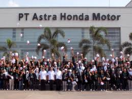 Recruitment PDCA Officer Astra Honda Motor