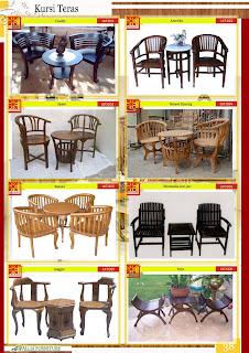 Kursi Teras Tamu Furniture Klender ( Halaman 37 )
