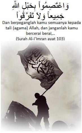 Bersatu demi Islam yang Satu