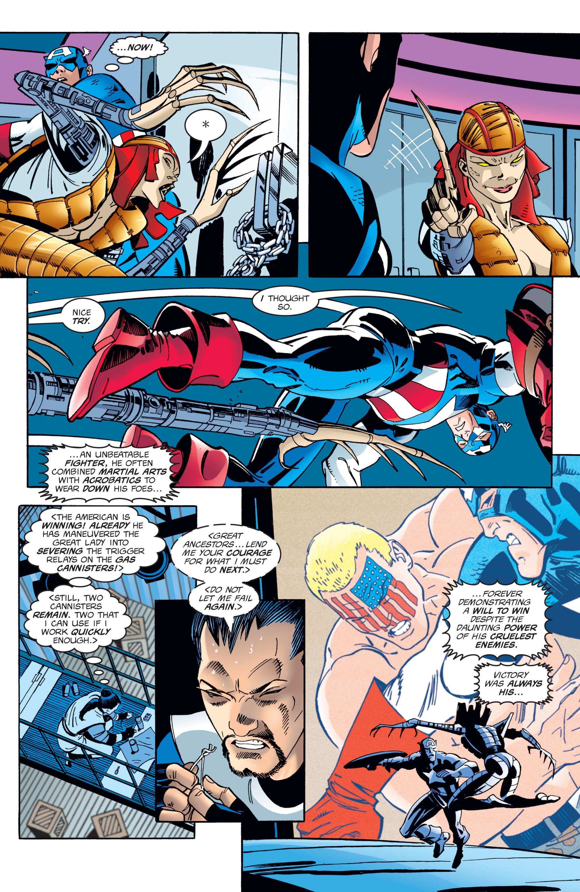 Captain America (1998) Issue #1 #4 - English 25