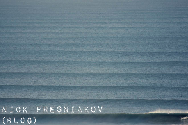 NICK PRESNIAKOV (blog)