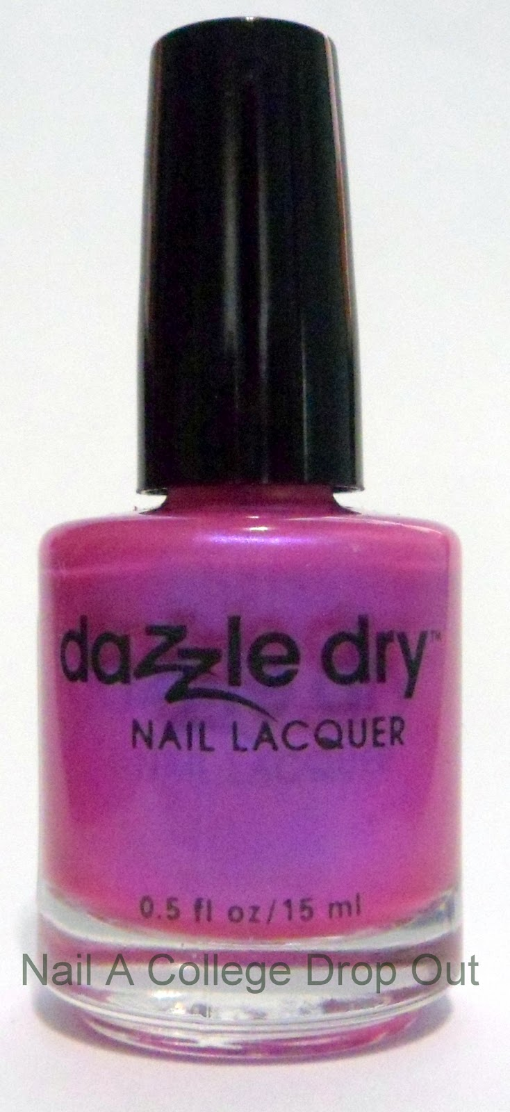 Nail A College Drop Out: Dazzle Dry Review