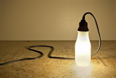 Cool Bottle Lamps and Creative Bottle Lighting Designs (30) 9