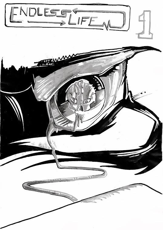 Proyecto VI Cómic e ilustraión