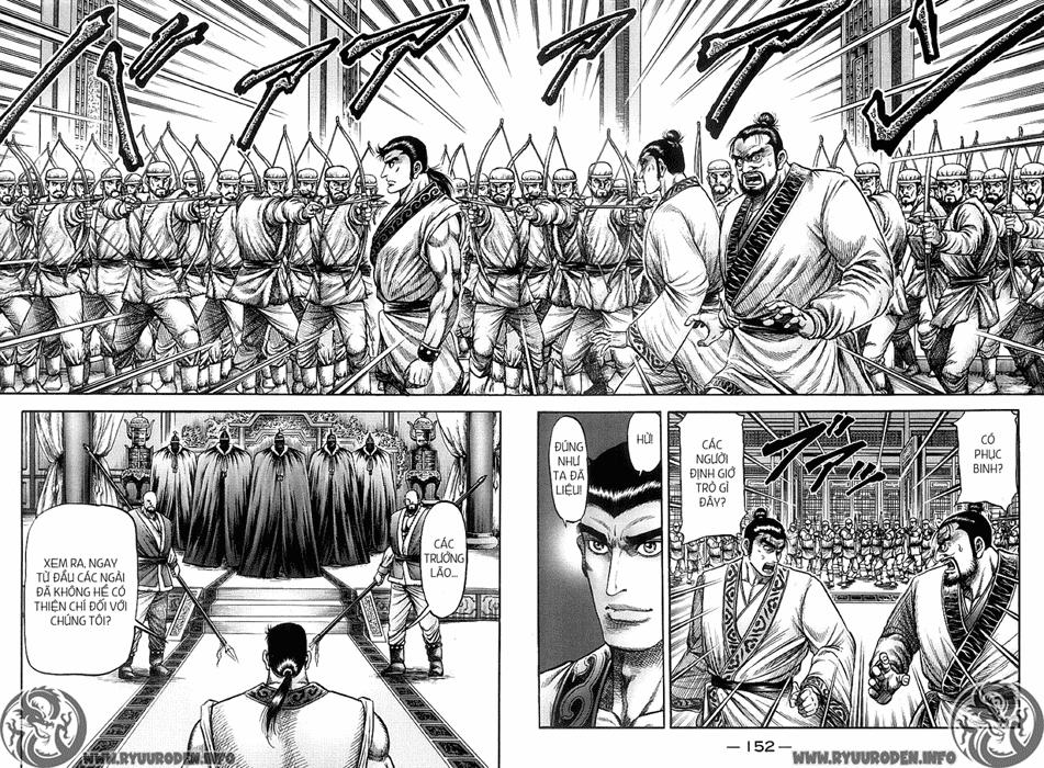 Chú Bé Rồng - Ryuuroden chap 121 - Trang 20