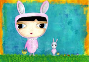 Happy Easter Bunny. Daisy and I wish you all a Happy Easter! xoxoxo img