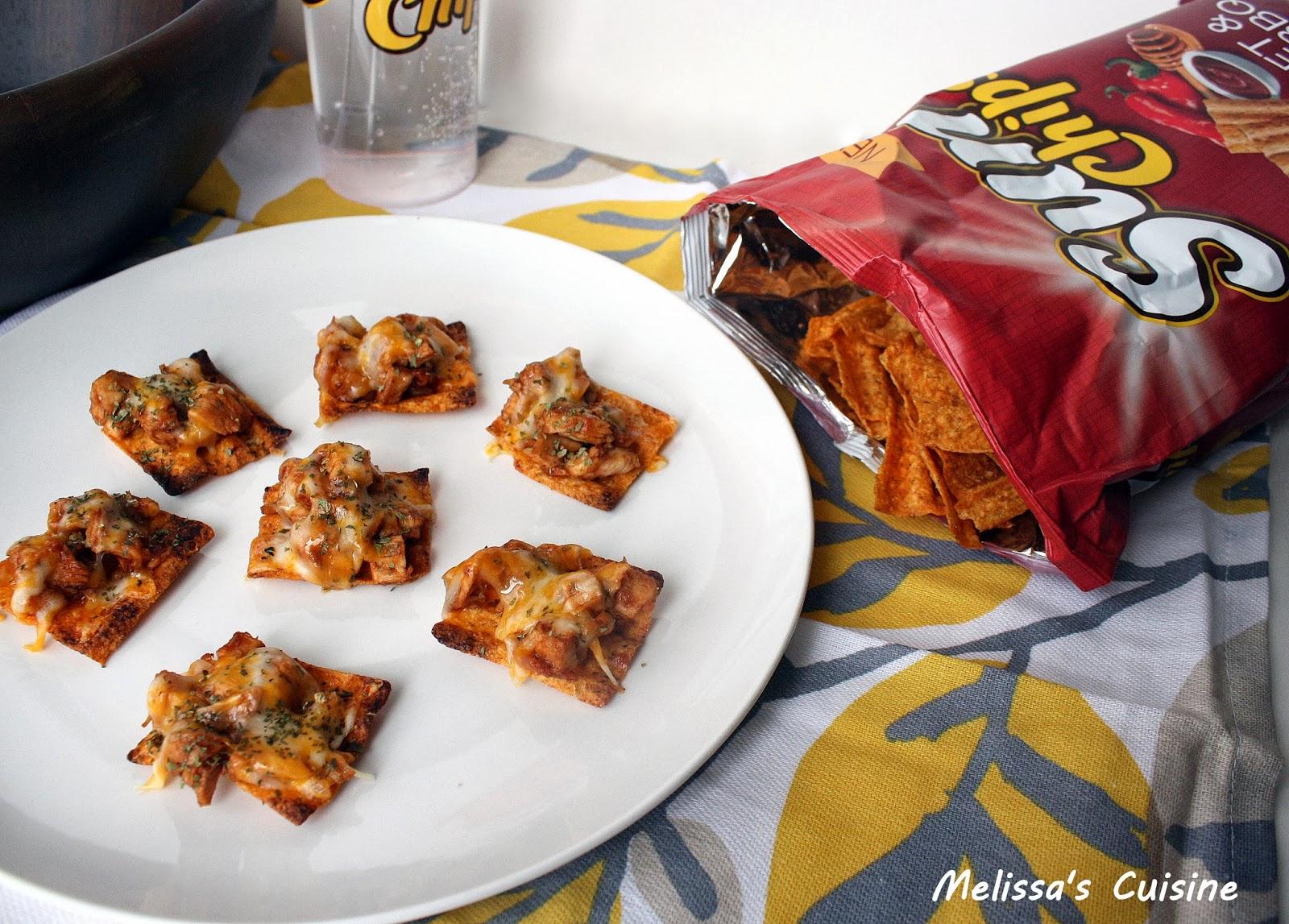 Melissa's Cuisine: BBQ Chicken Nachos