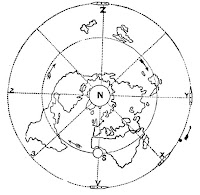 Debunking the Spinning Ball Earth Fig88