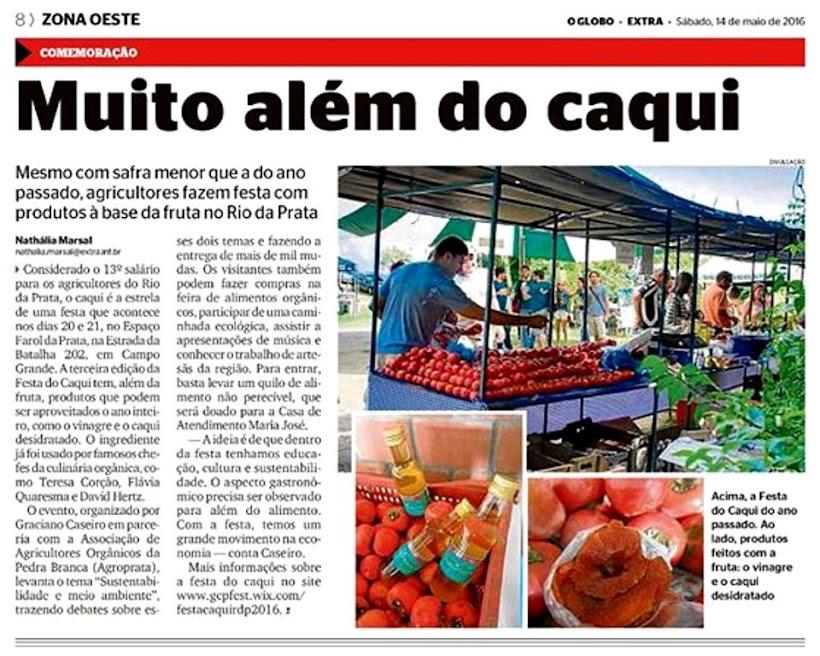 3ª FESTA DO CAQUI RIO DA PRATA