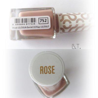 pastel nude rose oje